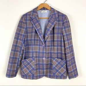 Vintage Retro Blazer Size M/L